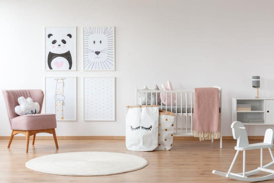 Girls Baby Room Ideas 5