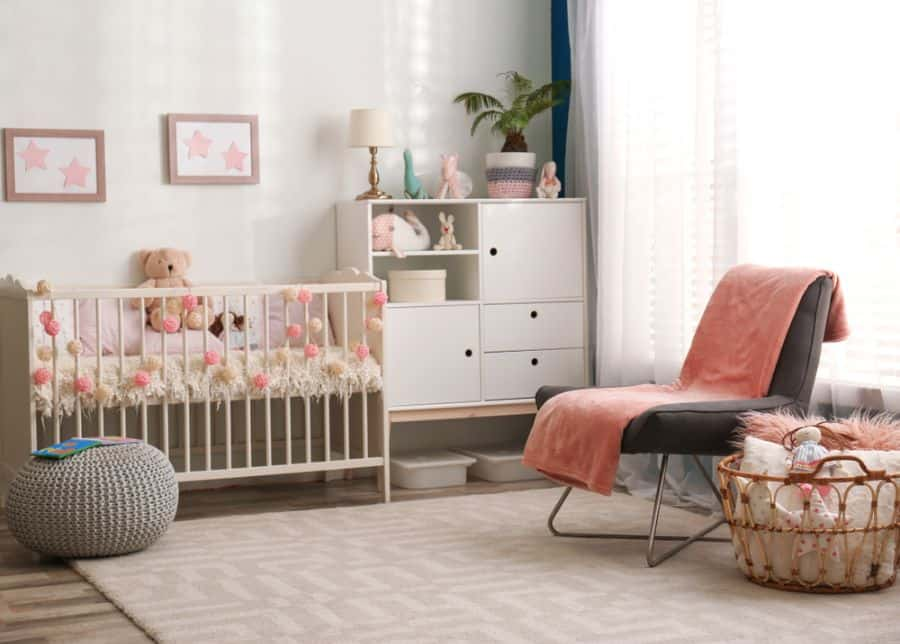 Girls Baby Room Ideas 7