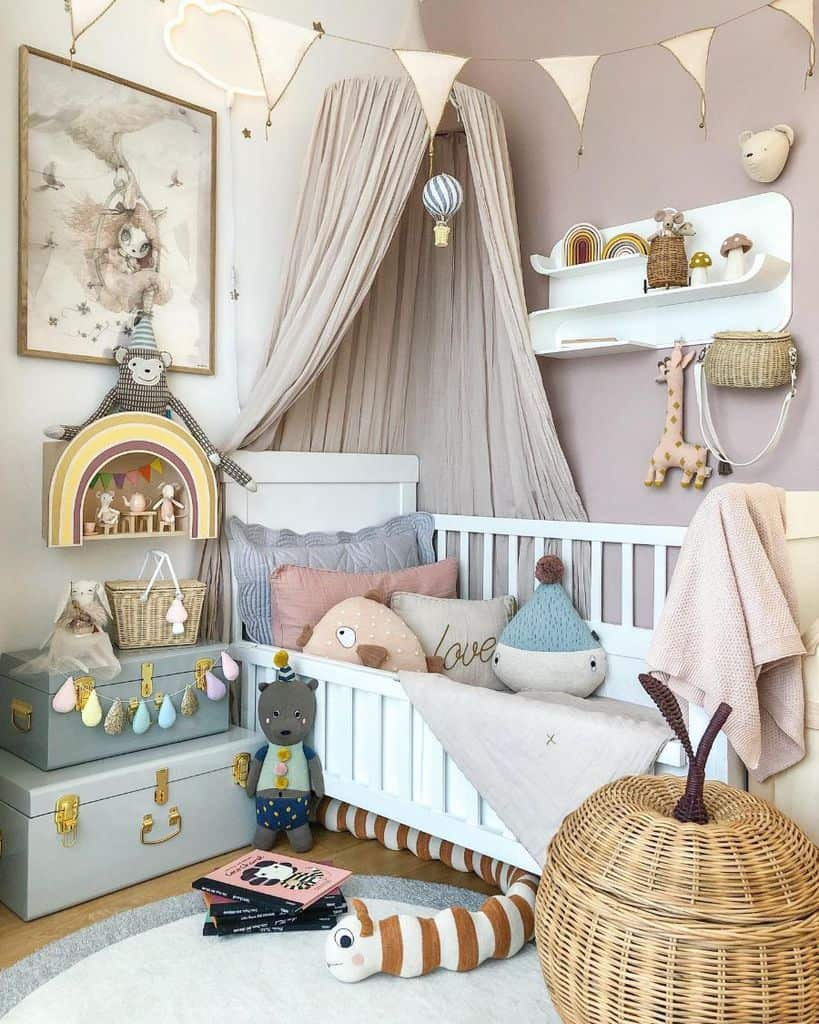 Girls Baby Room Ideas Misstiptop