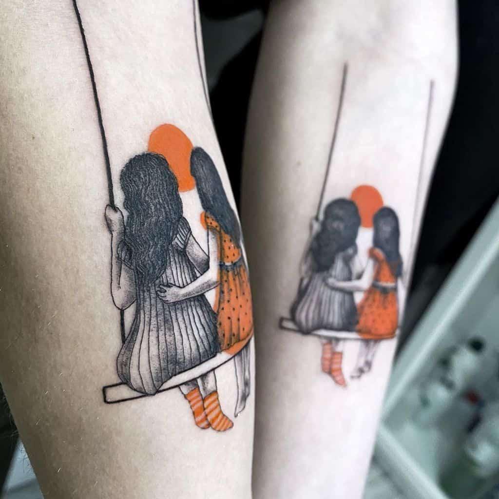 Girls Best Friend Tattoo