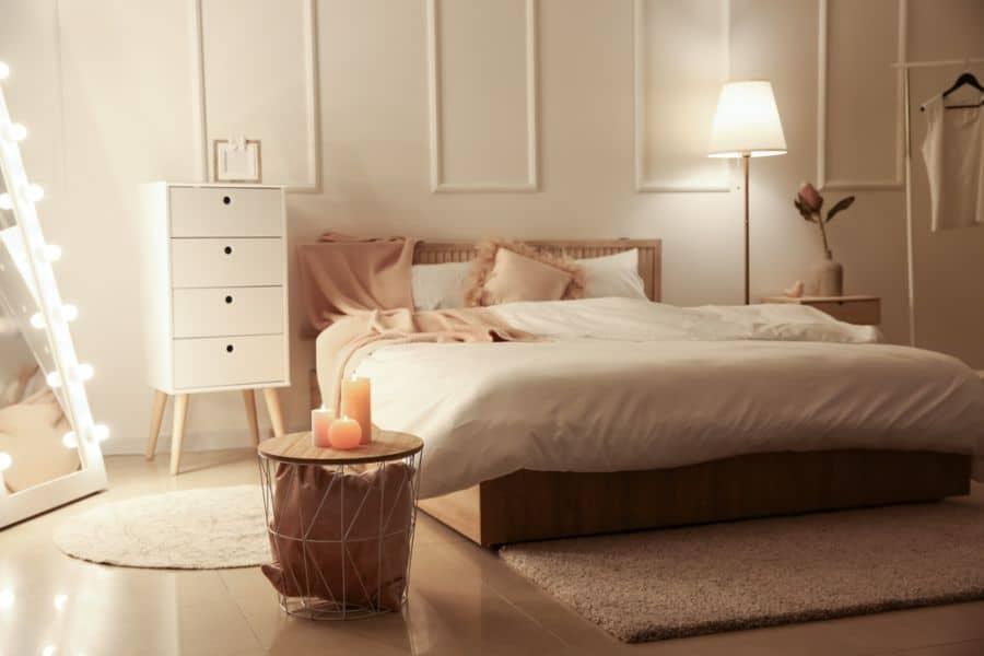 girls room romantic bedroom ideas 3