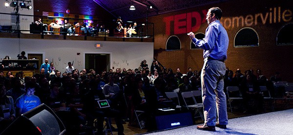 Give a TED Talks Speech