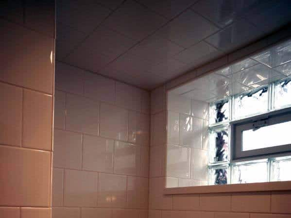 Glass Block Idea Inspiration Small Shower Window