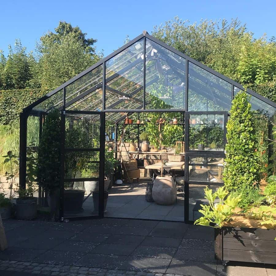 glass greenhouse ideas mormorshule