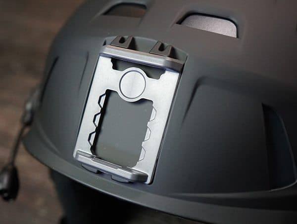 Glass Reinforced Polycarbonate M 216 Helmet Review Nvg Go Pro Video Camera Shroud