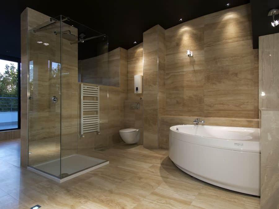 Glass Shower Small Shower Ideas 1