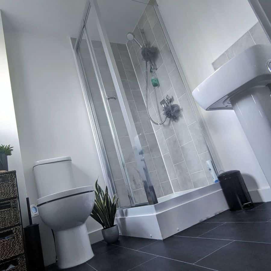 Glass Shower Small Shower Ideas Not The Average Hatfield