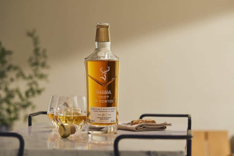 Glenfiddich and Mr Porter Team Up for Stylish Expression