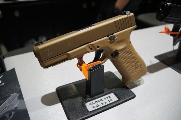 Glock 19x Shot Show 2018