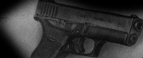 60 Glock Tattoo Ideas For Men – Handgun Designs
