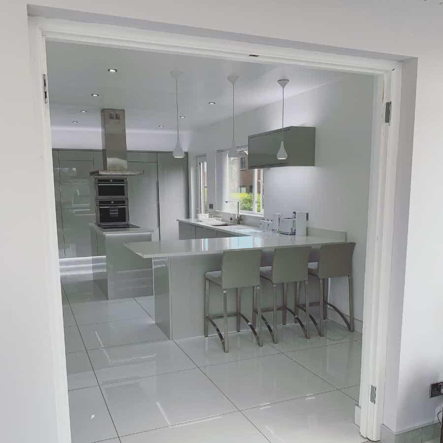 gloss kitchen tile ideas greyhome.18
