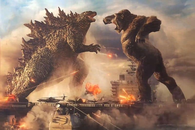 Watch the Epic First Trailer for 'Godzilla vs. Kong'