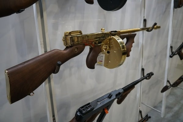 Gold Plated Auto Ordnance