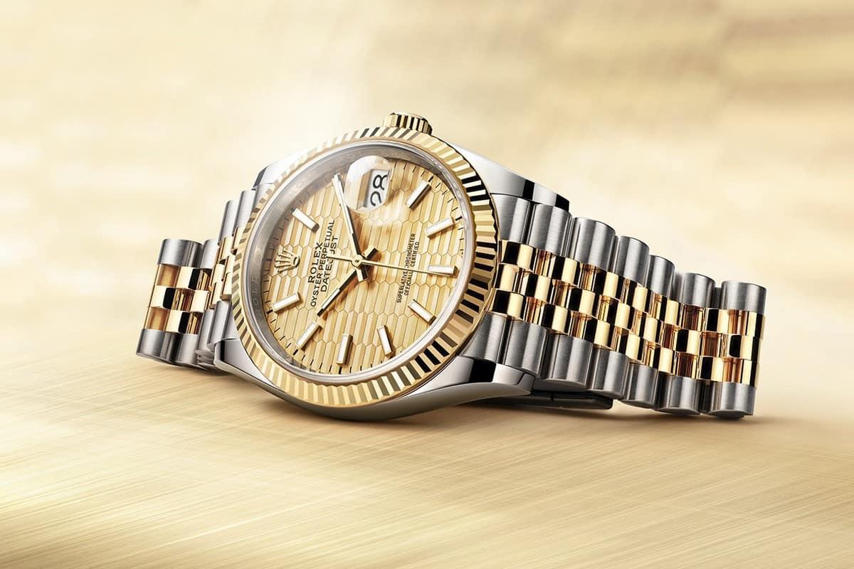 Gold-Rolex