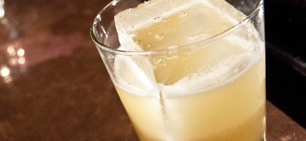 Gold Rush Cocktail Drinks