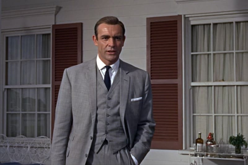Dress Like James Bond With This Suit From Mason & Sons