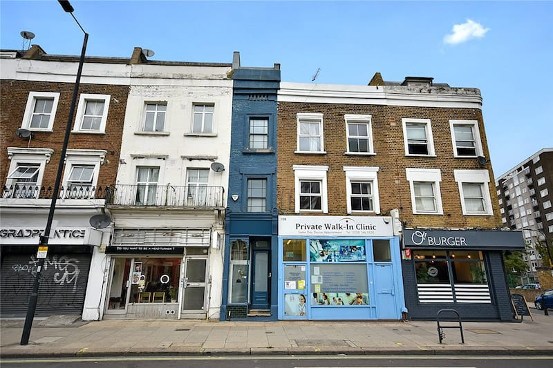 London's Narrowest Home Is on the Market For $1.3 Million