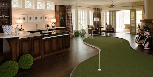 Golf Man Caves