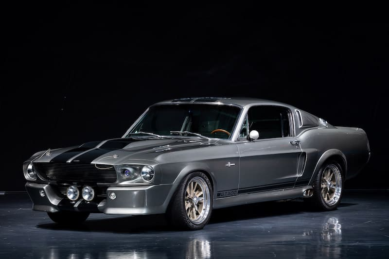 1967 Ford Mustang Coupe From 'Gone in 60 Seconds' up for Sale