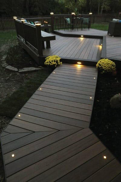 Good Design Ideas For Backyard Decks