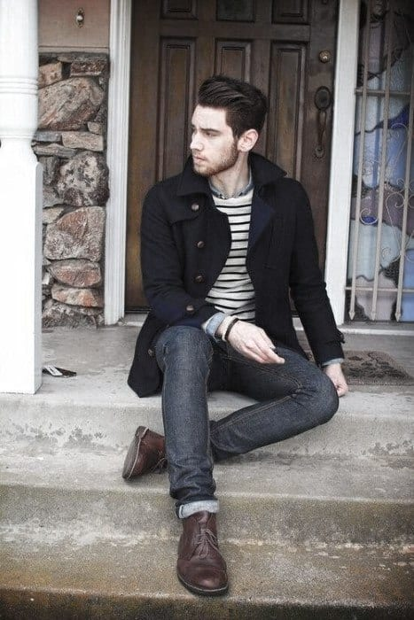 Good How To Wear Male Boots Outfits Style Ideas