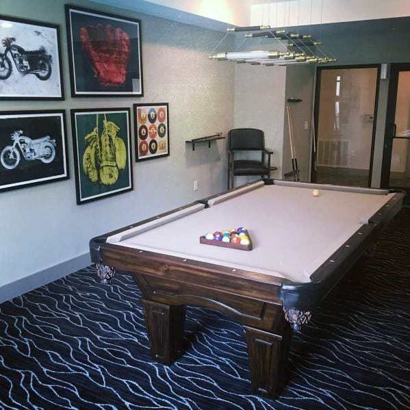 Good Ideas For Billiards Rooms