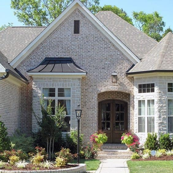 Good Ideas For Brick And Stone Exterior