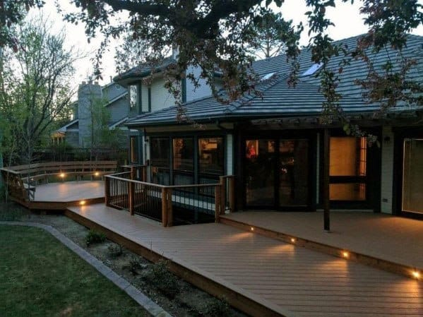 Good Ideas For Deck Lighting