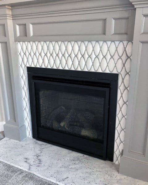 Good Ideas For Fireplace Tiles
