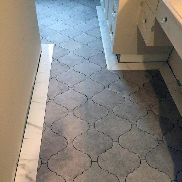 Good Ideas For Grey Bathroom Tile