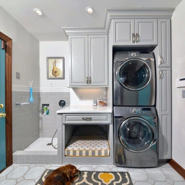 Good Ideas For Home Dog Wash Stations