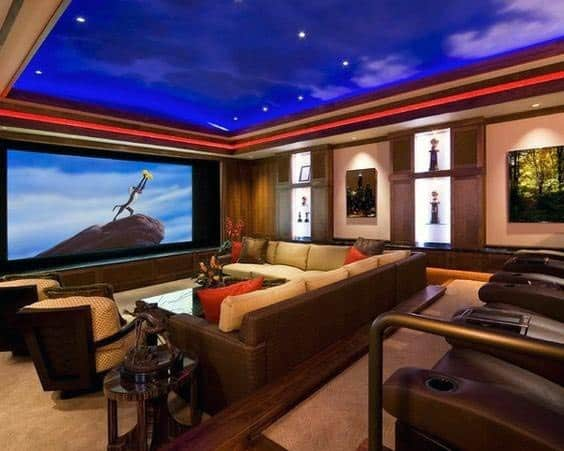 Good Ideas For Home Theater Lighting