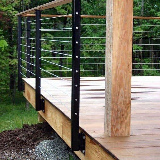 Good Ideas For Modern Deck