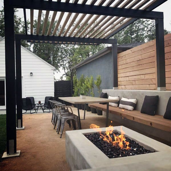 Top 70 Best Modern Patio Ideas