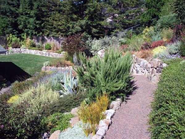 Good Ideas For Slope Landscaping