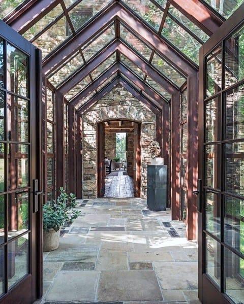 Good Ideas For Stone Walkway