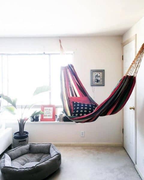 Good Indoor Hammock Design Ideas