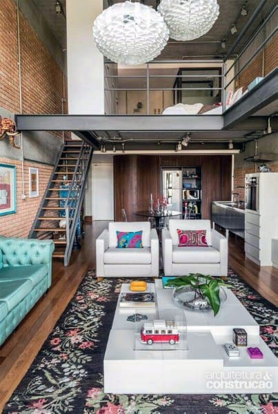 Good Loft Design Ideas