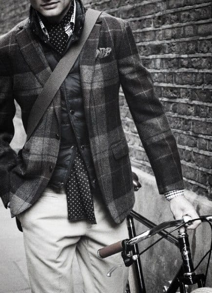 Good Male Casual Wear Style Ideas For Cold Weather
