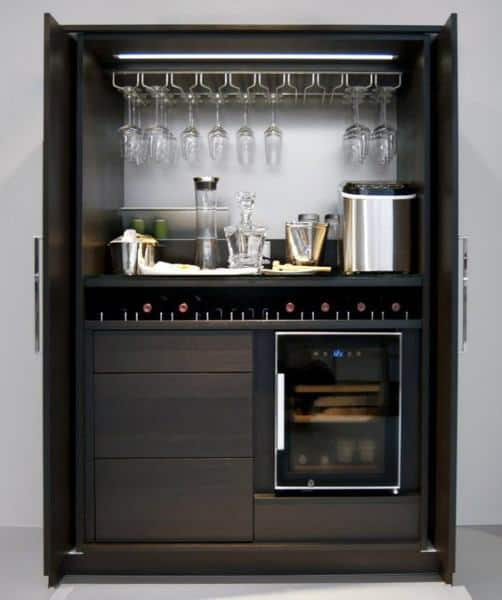 Good Mini Bar Design Ideas