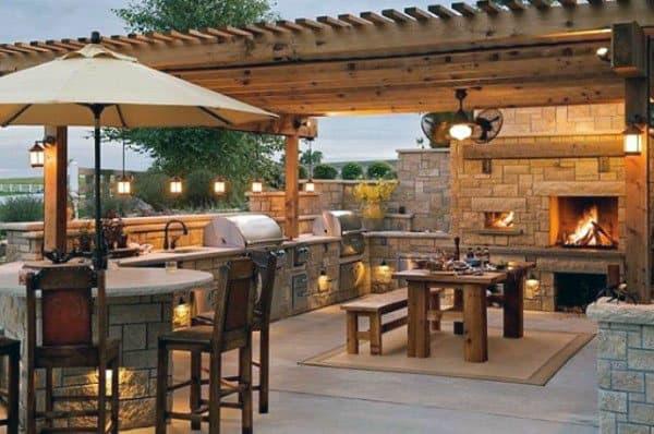 Good Pavilion Ideas Backyard