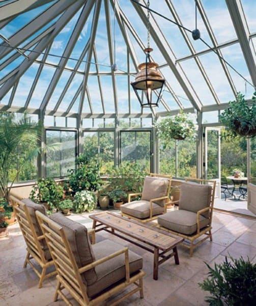 Good Sunroom Design Ideas