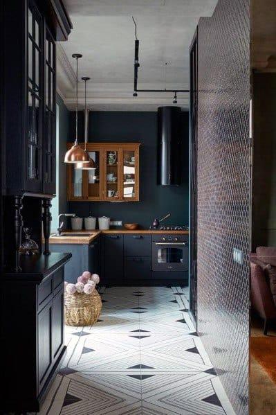 Good Tile Pattern Ideas For Kitchen Floorings