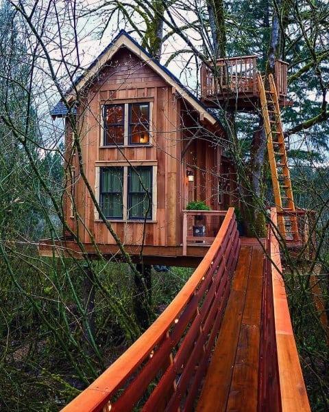 Top 60 Best Treehouse Ideas