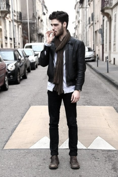 What To Wear With Black Jeans For Men