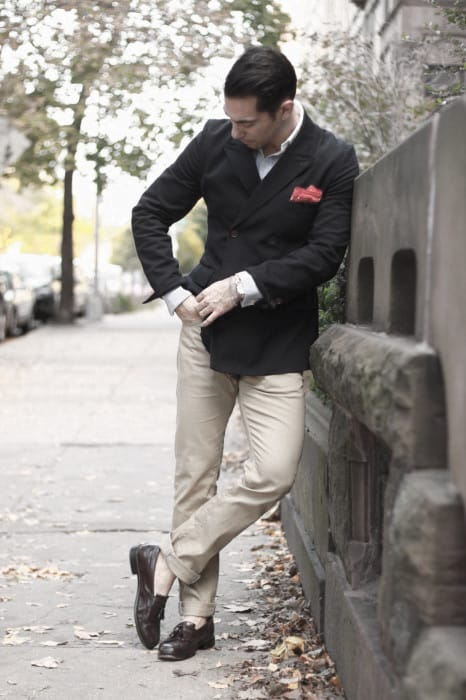 Good What To Wear With Male Khaki Pants Outfits Style Ideas