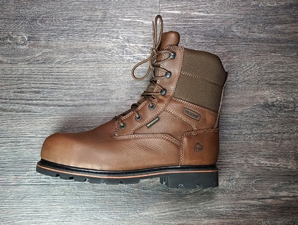 Goodyear Welt Mens Hunting Boots Wolverine Novak Review