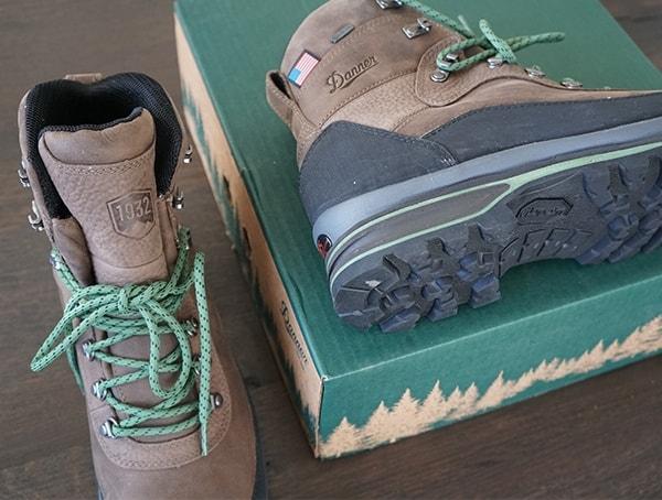 Gore Tex Mens Hiking Boots Danner Crag Rat Usa