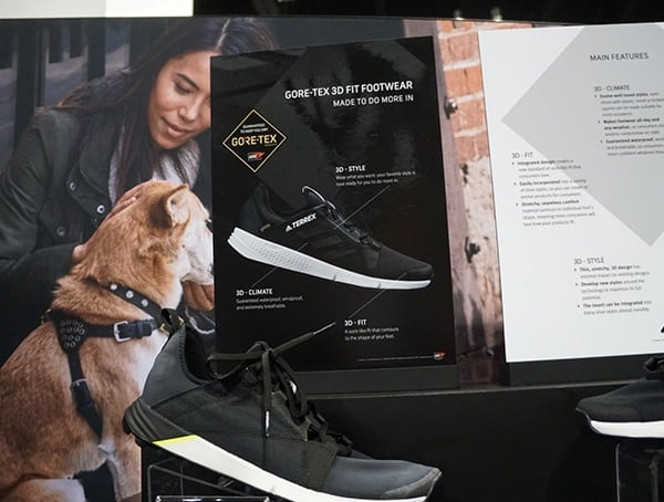 Goretex 3d Fit Footwear