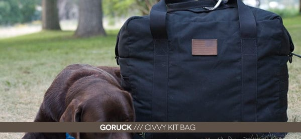 Men's Goruck Civvy Kit Bag